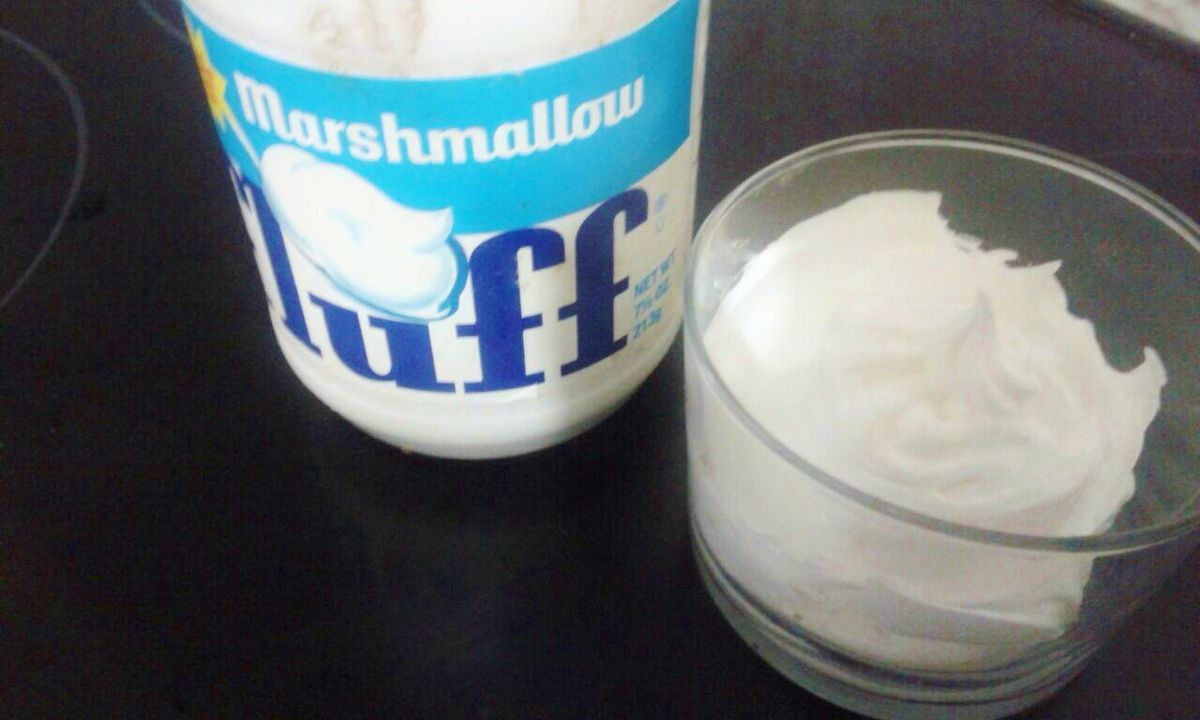 fluff pate marshmallows