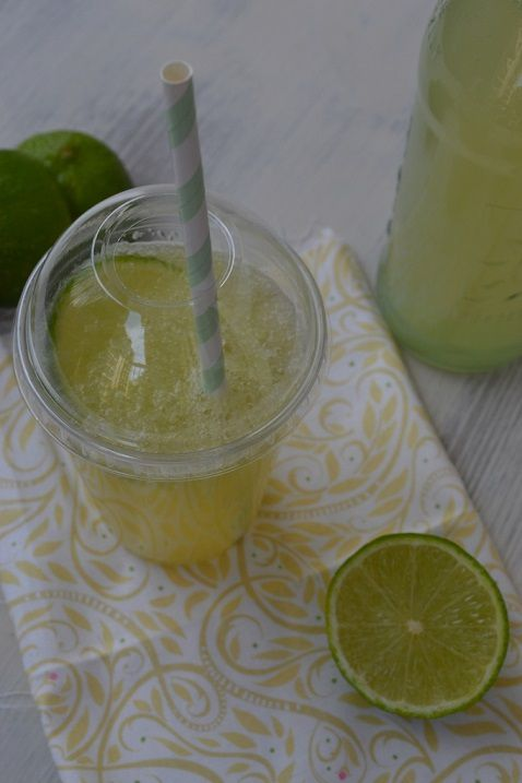 Limeade {limonade aux citrons verts} Battle Food #20