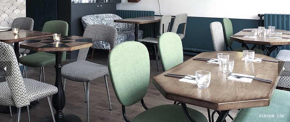 Crédit photo : Café Pinson ( www.cafepinson.fr )