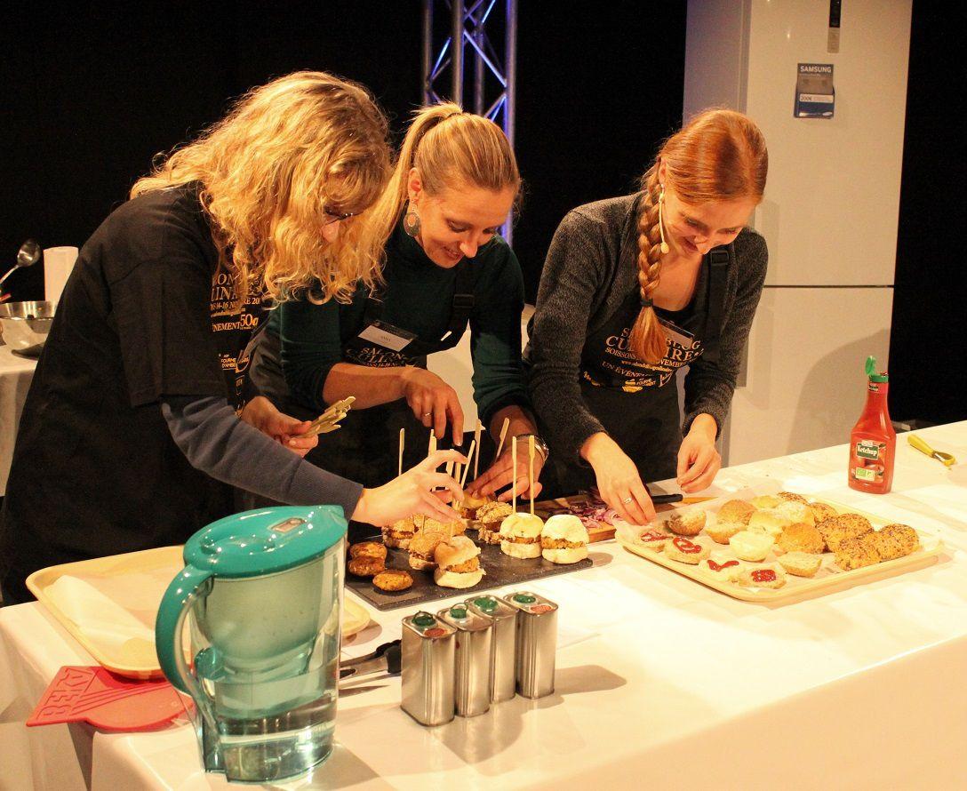 SBC 7 : Salon du Blog Culinaire Soissons novembre 2014