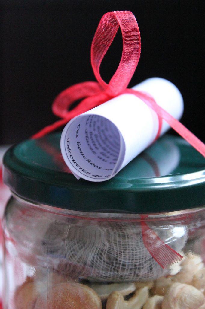 Cadeau gourmand : kit &quot&#x3B;bouchées énergie&quot&#x3B; {Noël 2014}