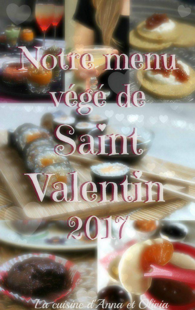 Notre menu végé de Saint Valentin 2017 ♡ Concours Tupperware 1 Fondue Choco à gagner