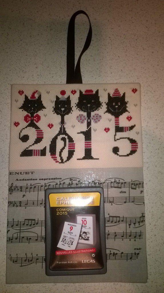 Point de croix - 2015 IHV