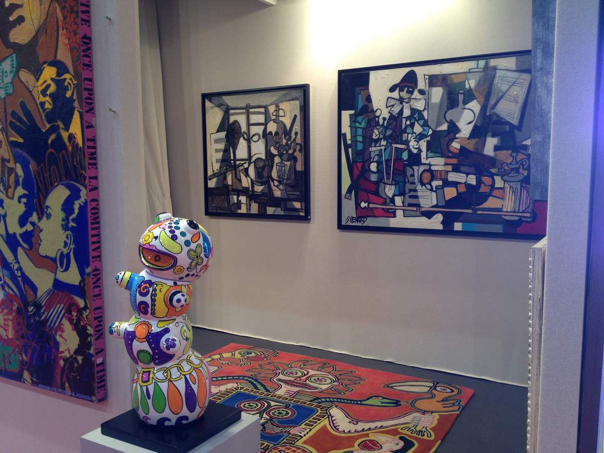 galerie cortade art salon de biarritz 2014 galerie cortade art. Black Bedroom Furniture Sets. Home Design Ideas