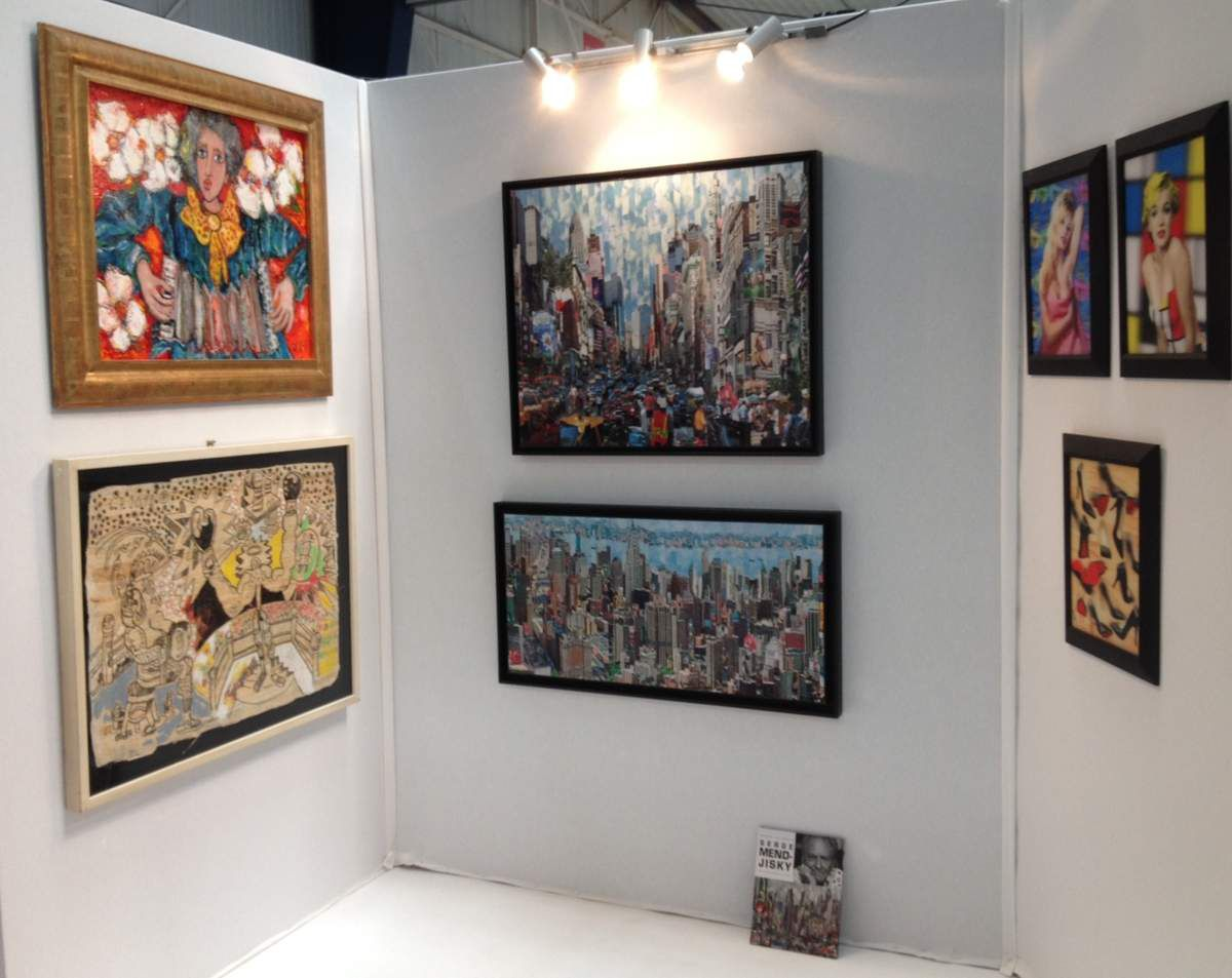Galerie cortade art salon contemporain de toulouse for Salon international d art contemporain toulouse