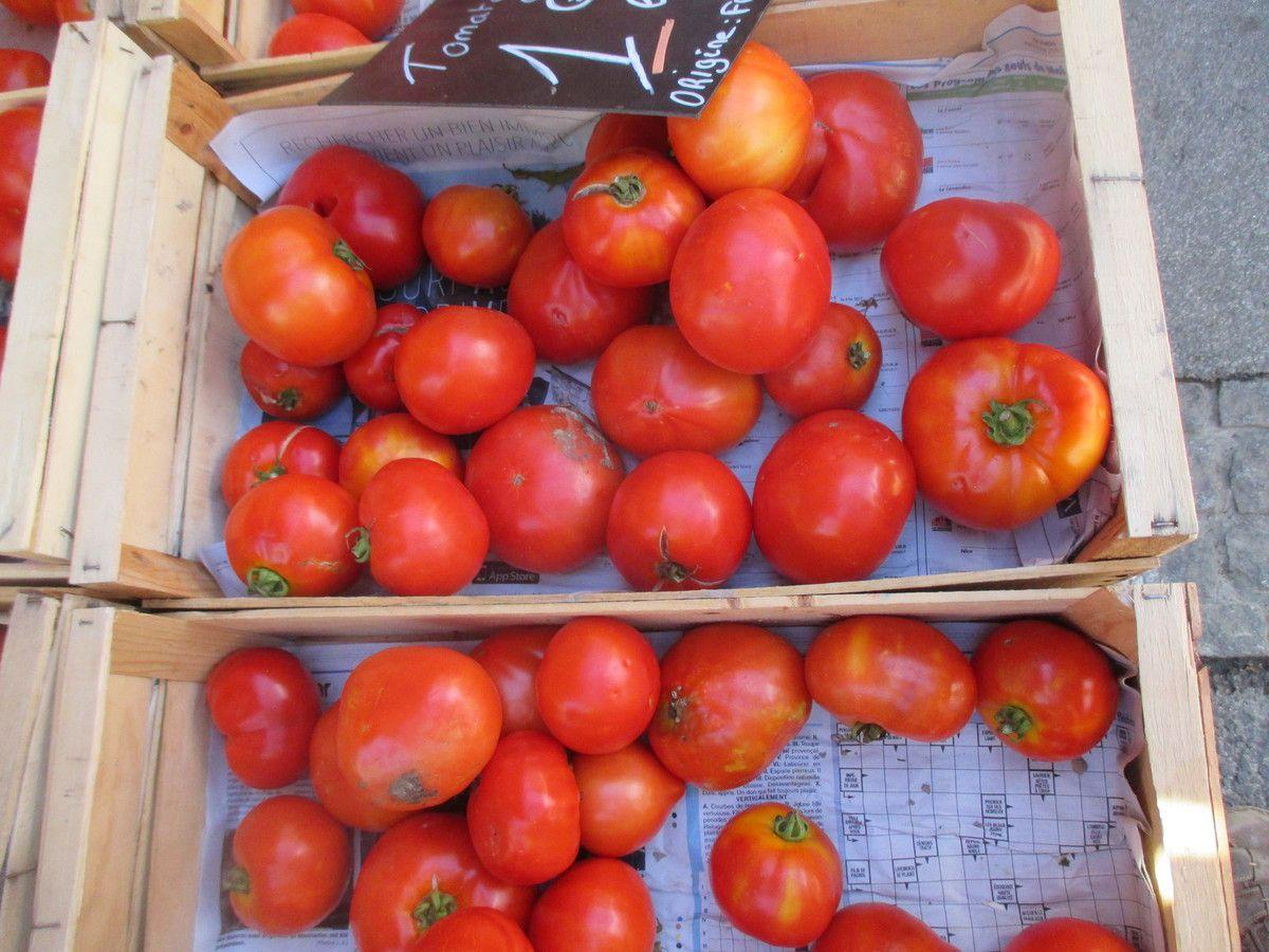 Des tomates, des tomates, des tomates ...