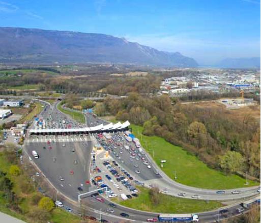 Réunion publique le 4 juin: faut-il investir plus de 100 millions d'euros pour doubler l'échangeur autoroutier de Chambéry nord