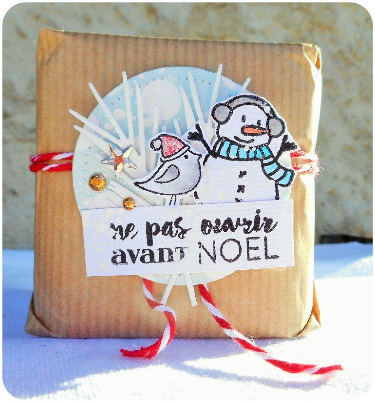 Emballages cadeaux...encore! lol