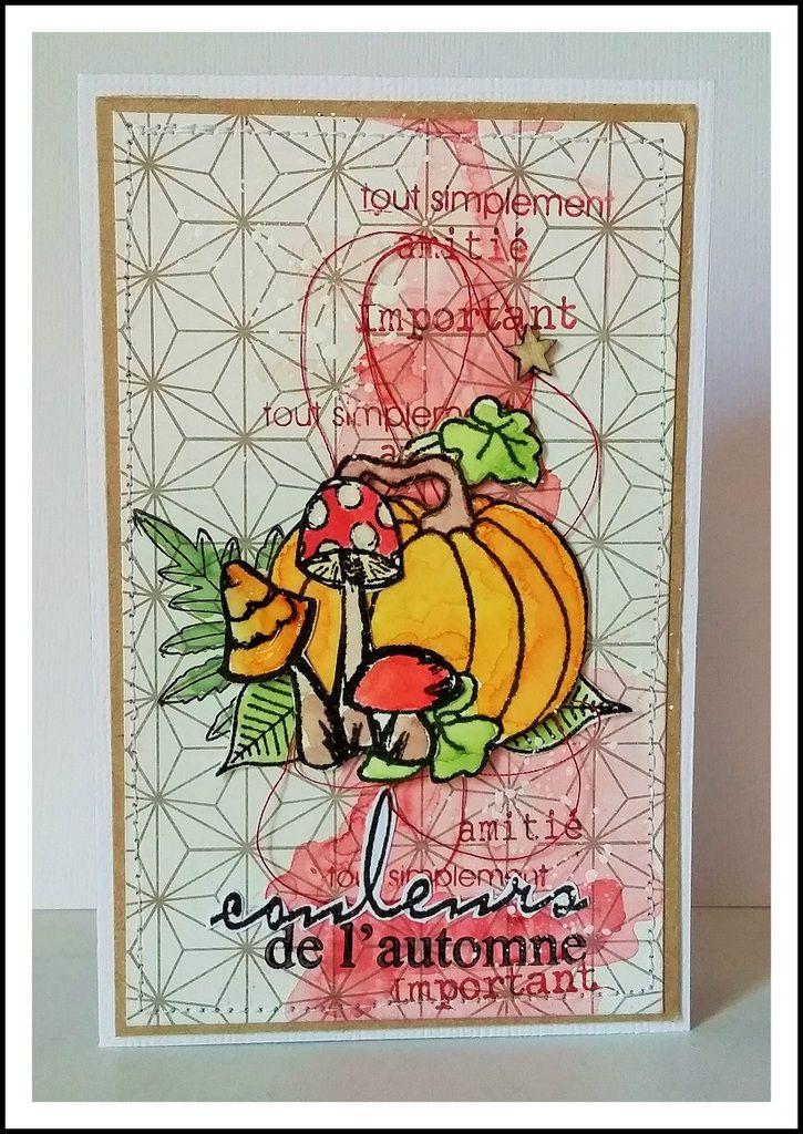 C'est l'automne à la Cie des Elfes: inspi de Claire ^-^