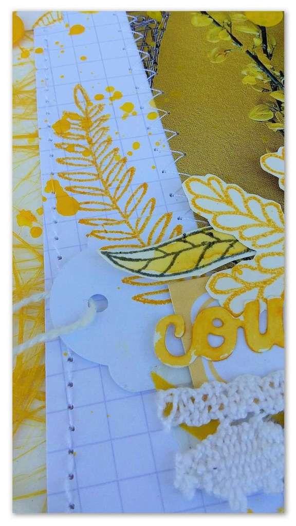 Des cartes jaunes