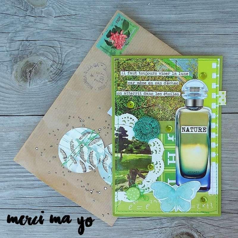 Mini Jardin secret *DT Cie des Elfes*