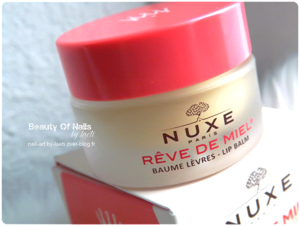 ♥ Revue, Les produits NUXE.