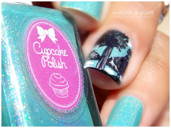❀ Accent Nail, Paysage.