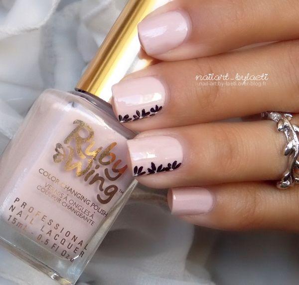 ❀ Nail Art sur Myth.