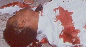 """Assassinat  le 14 octobre 1993 de Guy Malary,  ministre de la Justice. Selon le """"Centre pour des Droites Constitutionnelles"""" (aux États-Unis), une note de la CIA datée du 28 octobre 1993 a mis en cause trois membres du FRAPH : Louis-Jodel Chamblain, Emmanuel Constant, et Gabriel Douzable &#x3B; ils auraient, selon cette note, rencontré un militaire haïtien en vue de l'assassinat de Malary2."""