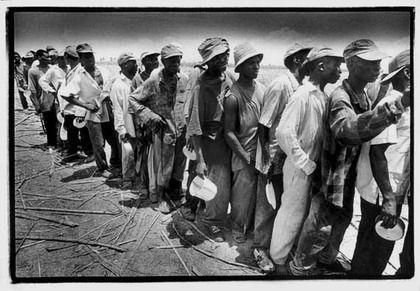 Travailleurs haïtiens recrutés à Barahona