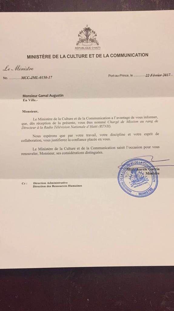 Quand Marcus Garcia, actuel ministre de la Culture  collabore aux bizarreries  - pour ne pas dire conneries - des woz rakèt... Tou sa se Ayiti