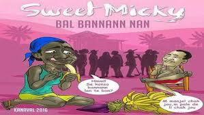 """""""L'Homme d'Agitrans"""", un zombi élu par dieu pour bananer la population haïtienne"""
