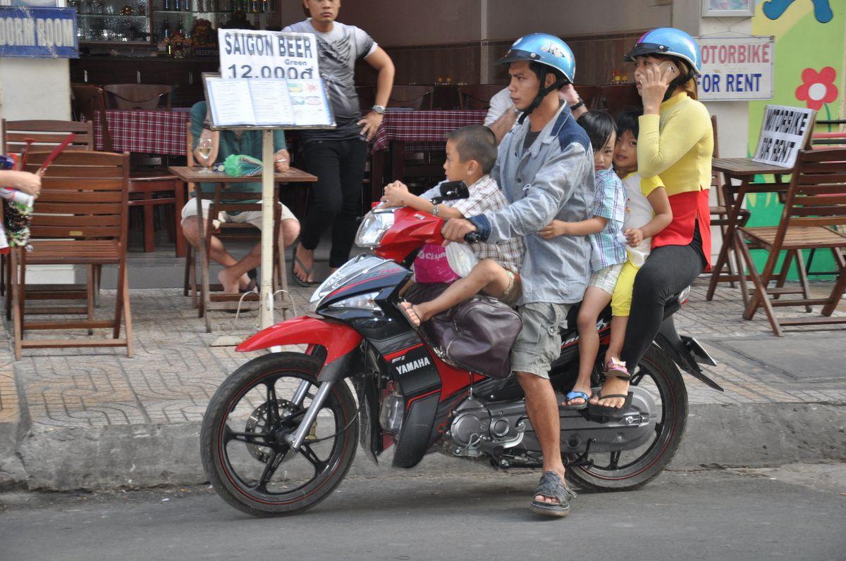 Conduire moto enceinte