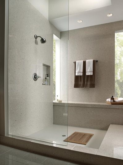 Types of shower enclosures for Types of bathtub materials