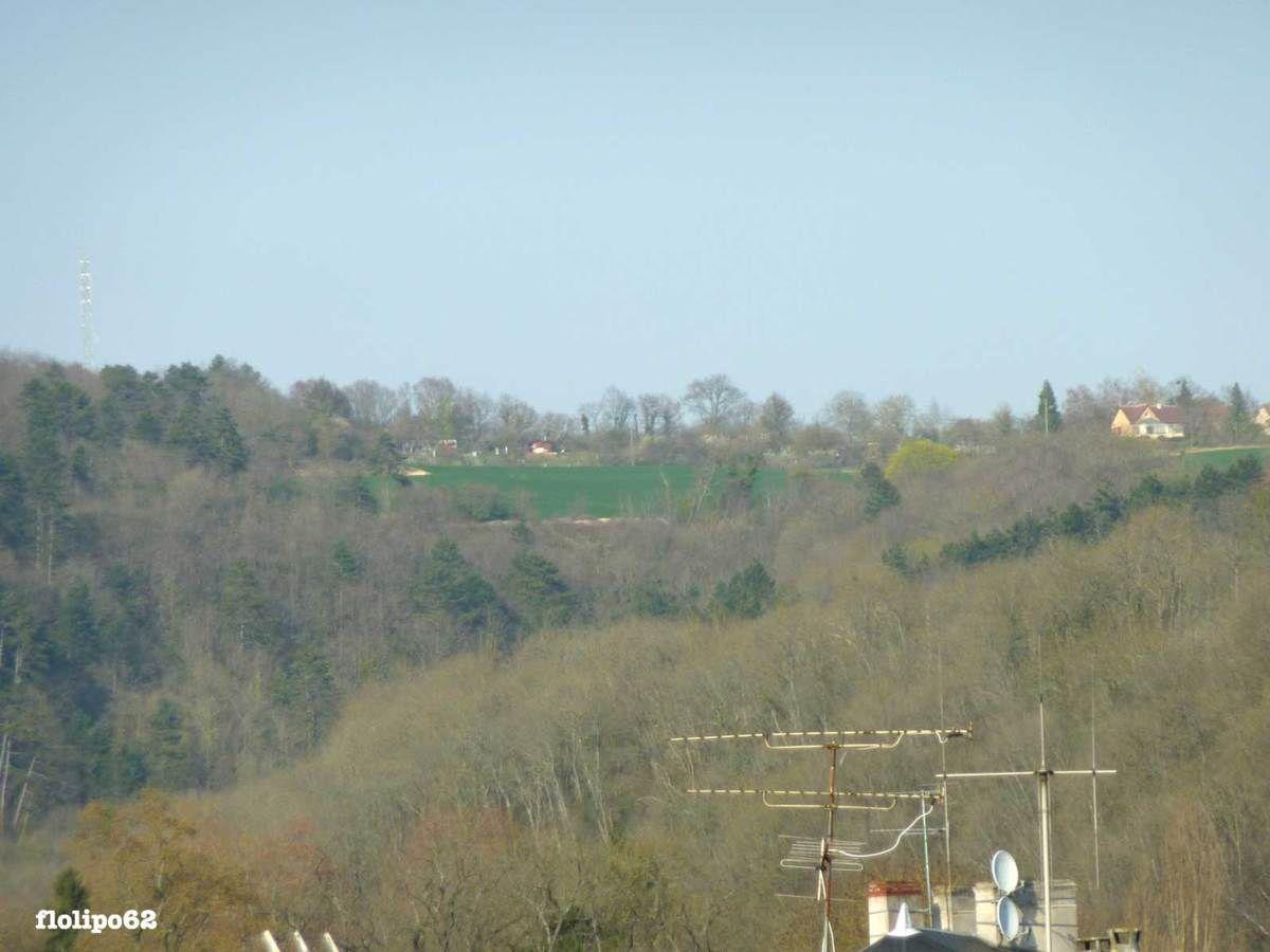 banlieue sud de clamecy mars 2012