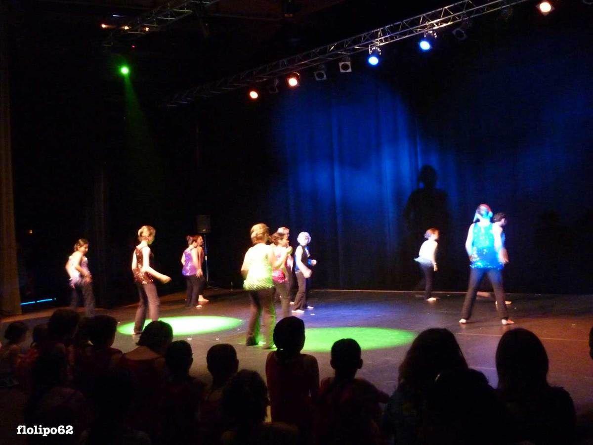 gala danse fin d'année 29 juin 2012
