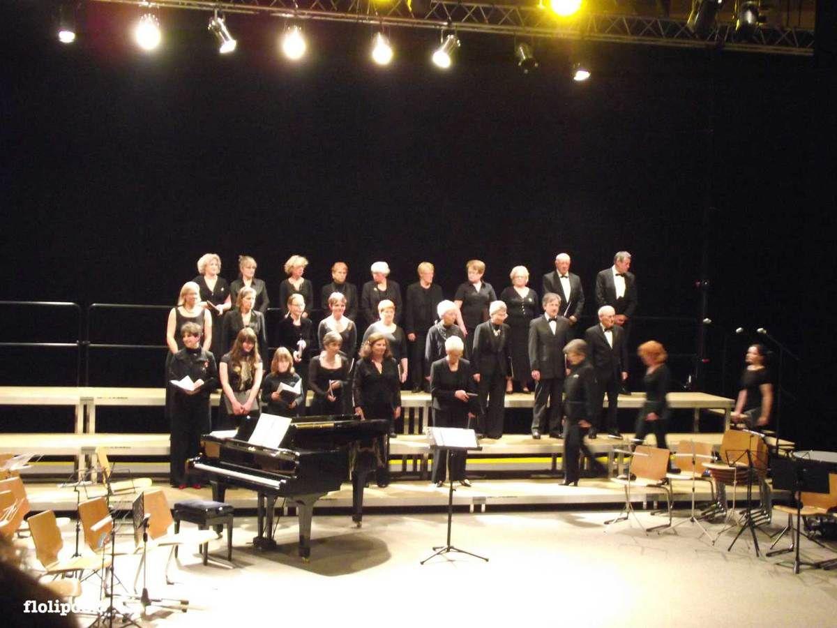 concert le 15 avril 2012