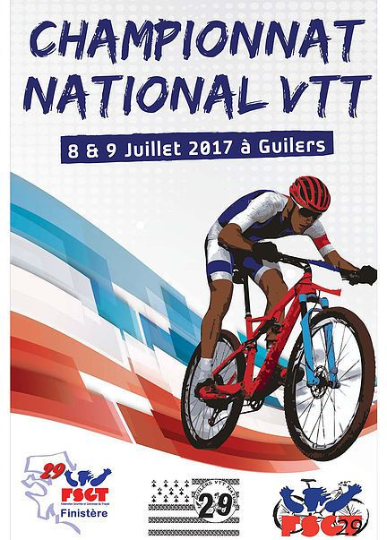 CHAMPIONNAT NATIONAL VTT 2017 A GUILERS