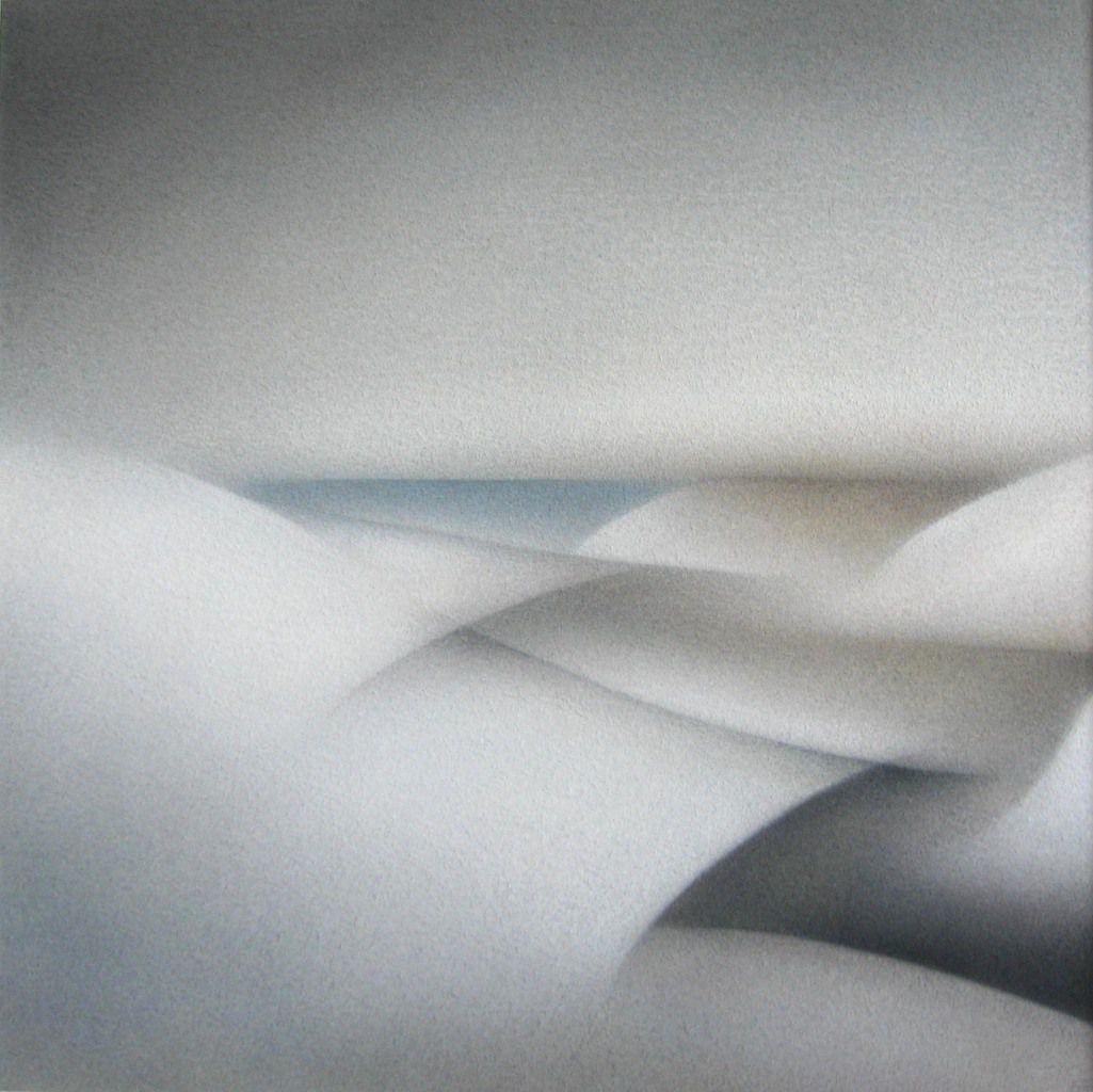 Sentinelles des sables, 2009 7 - 37 X 37 cm