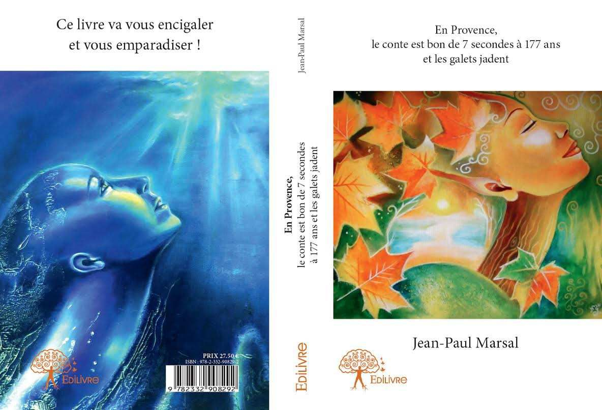 Couverture du prochain livre de Jean-Paul Marsal