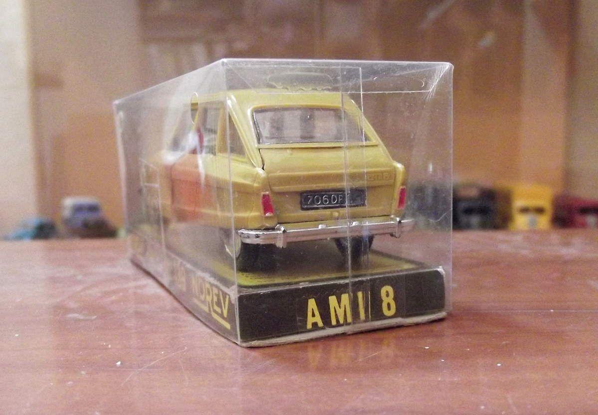Norev Citroën Ami 8 en boîte