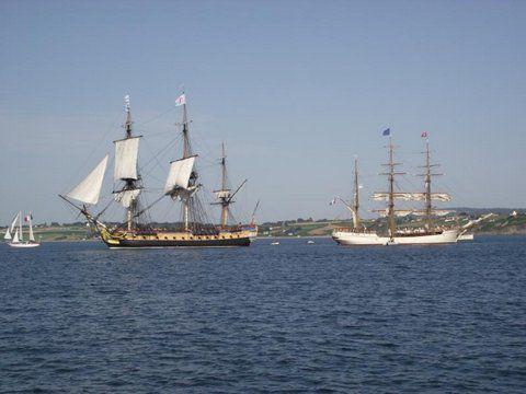 Parade Brest Douardenez