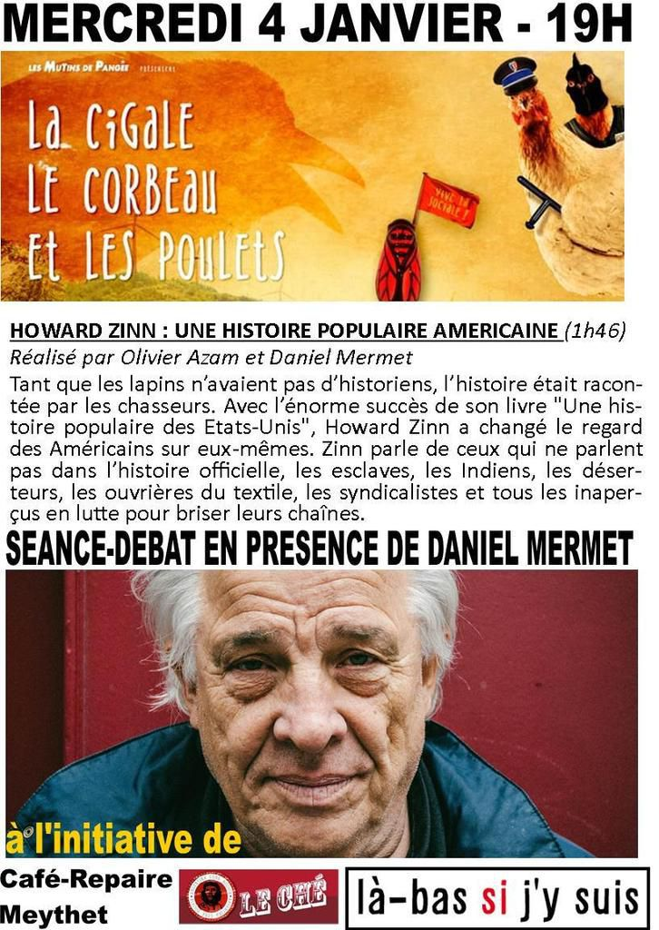 Daniel MERMET à Meythet 4 janvier