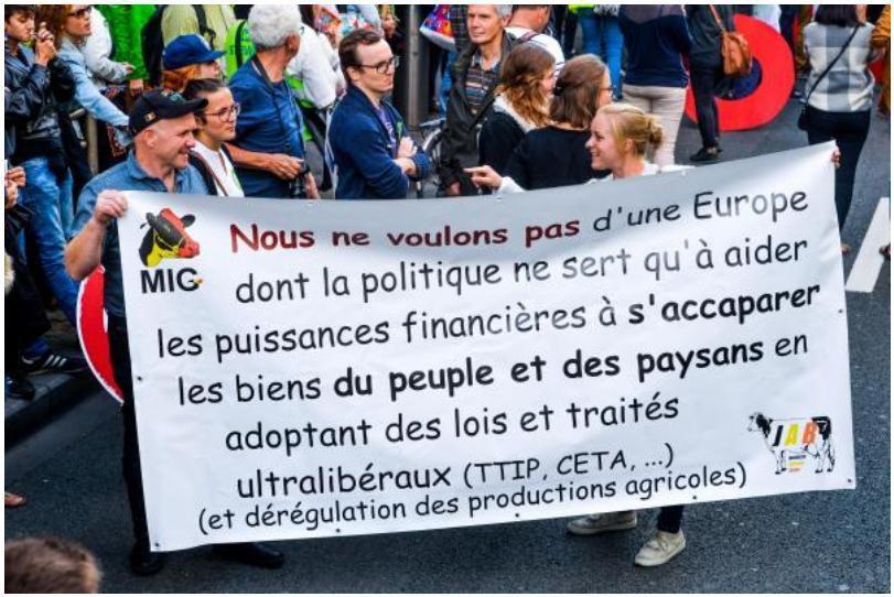 CETA moins cinq, c'est l'heure d'agir !