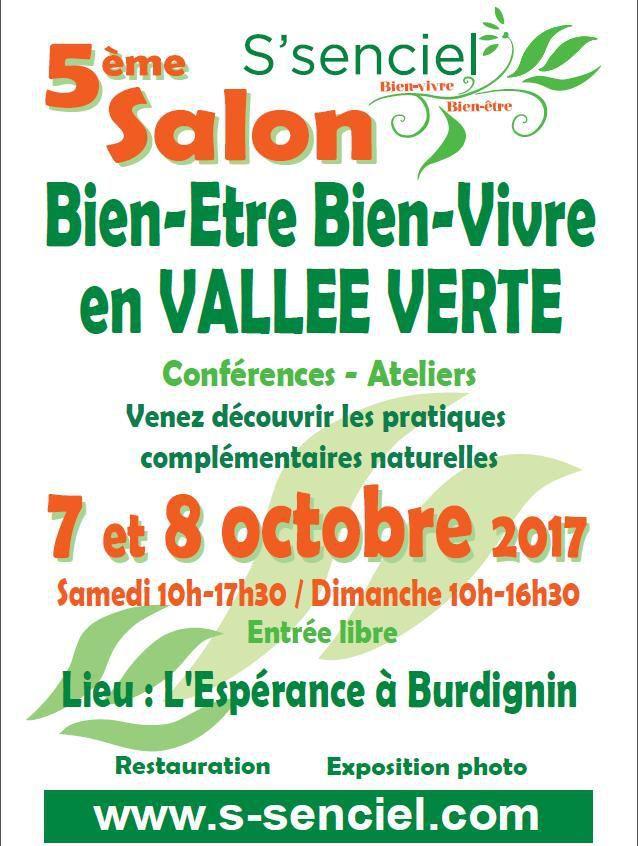 Salon Bien-être &amp&#x3B; Bien vivre à Burdignin