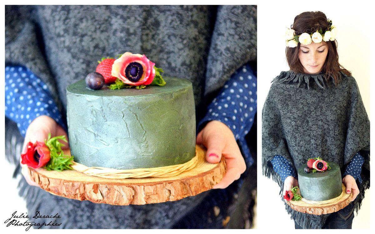 Voici un gâteau aussi beau que bon ! Le Naked Cake, Tendance 2015 ! N'hésitez pas !