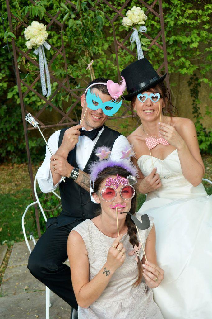 Mariage Romantique à la Villa du Parc | Wedding Planner Montpellier