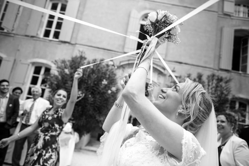 Mariage au Château des Barrenques   Wedding planner Provence