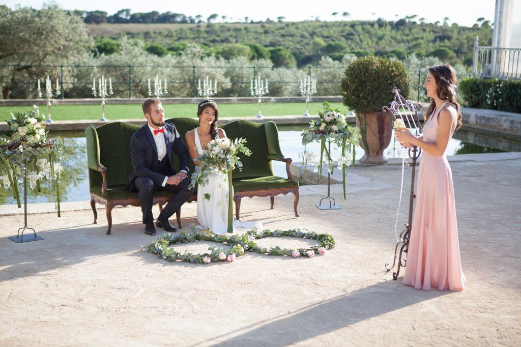 Mariage French Riviera au Château Puech Haut by We Love