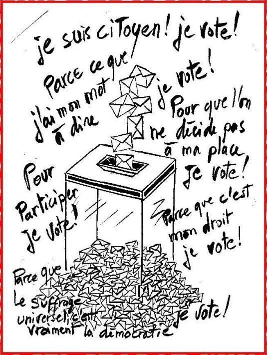 Les handicap s mentaux commencent user de leur droit de vote associationmaintendue - Les bureaux de vote ferme a quel heure ...