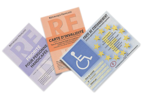 carte d invalidité orange Association ' Main Tendue '   Bon à savoir   Renouvellement de la