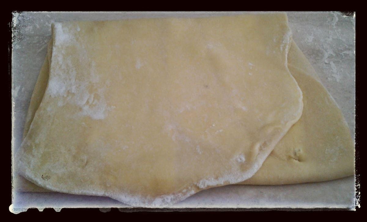 La pâte à couque au kitchenaid ou thermomix