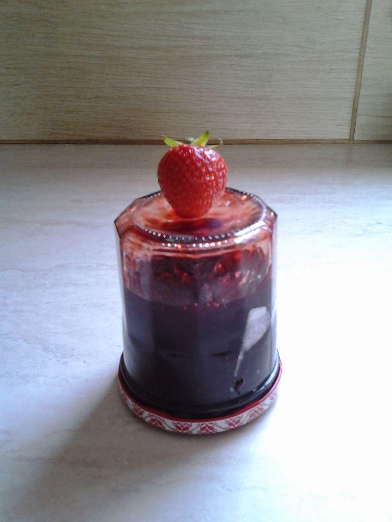 confiture de fraise thermomix tm21