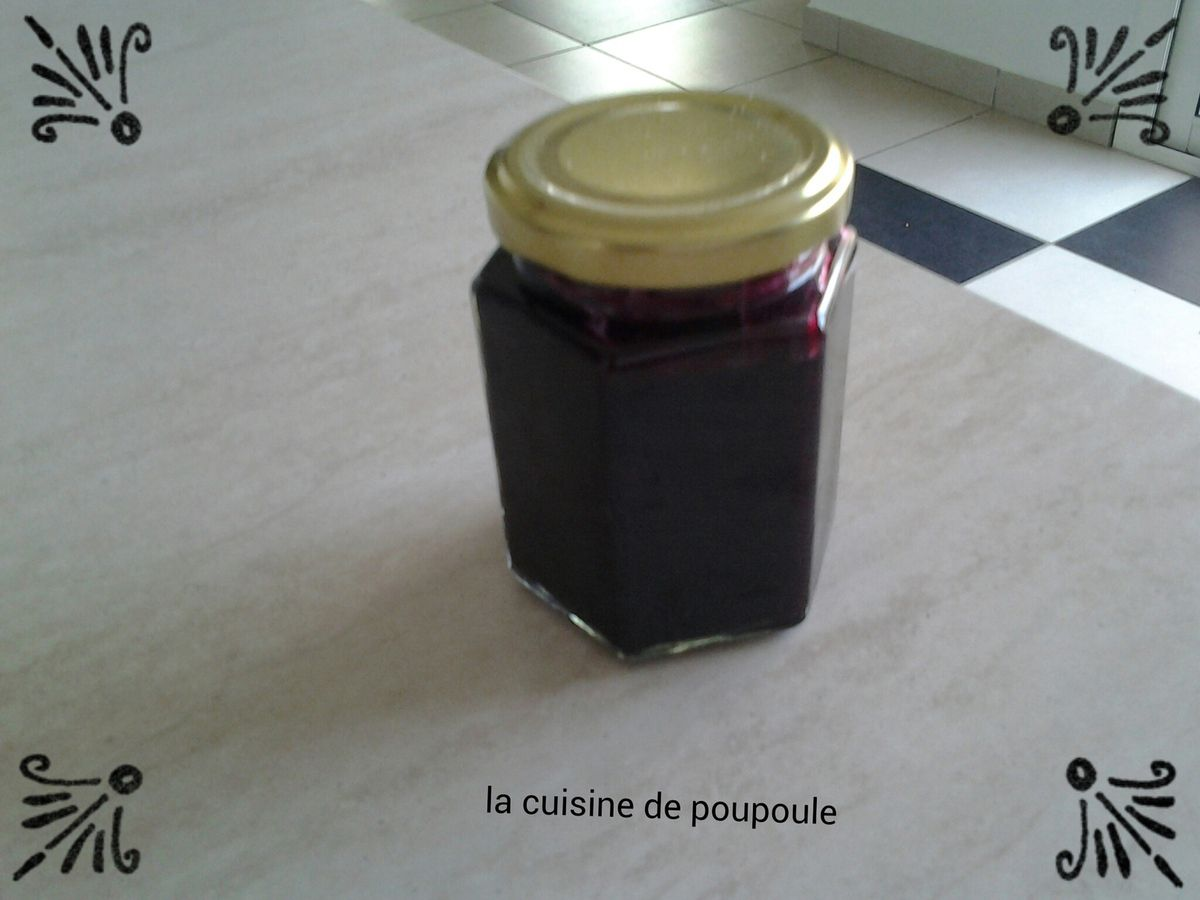 confiture thermomix mure