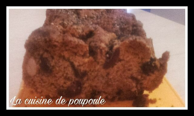 Pain (cake) aux fruits secs