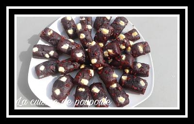 Minis cakes tous chocolat au thermomix ou sans