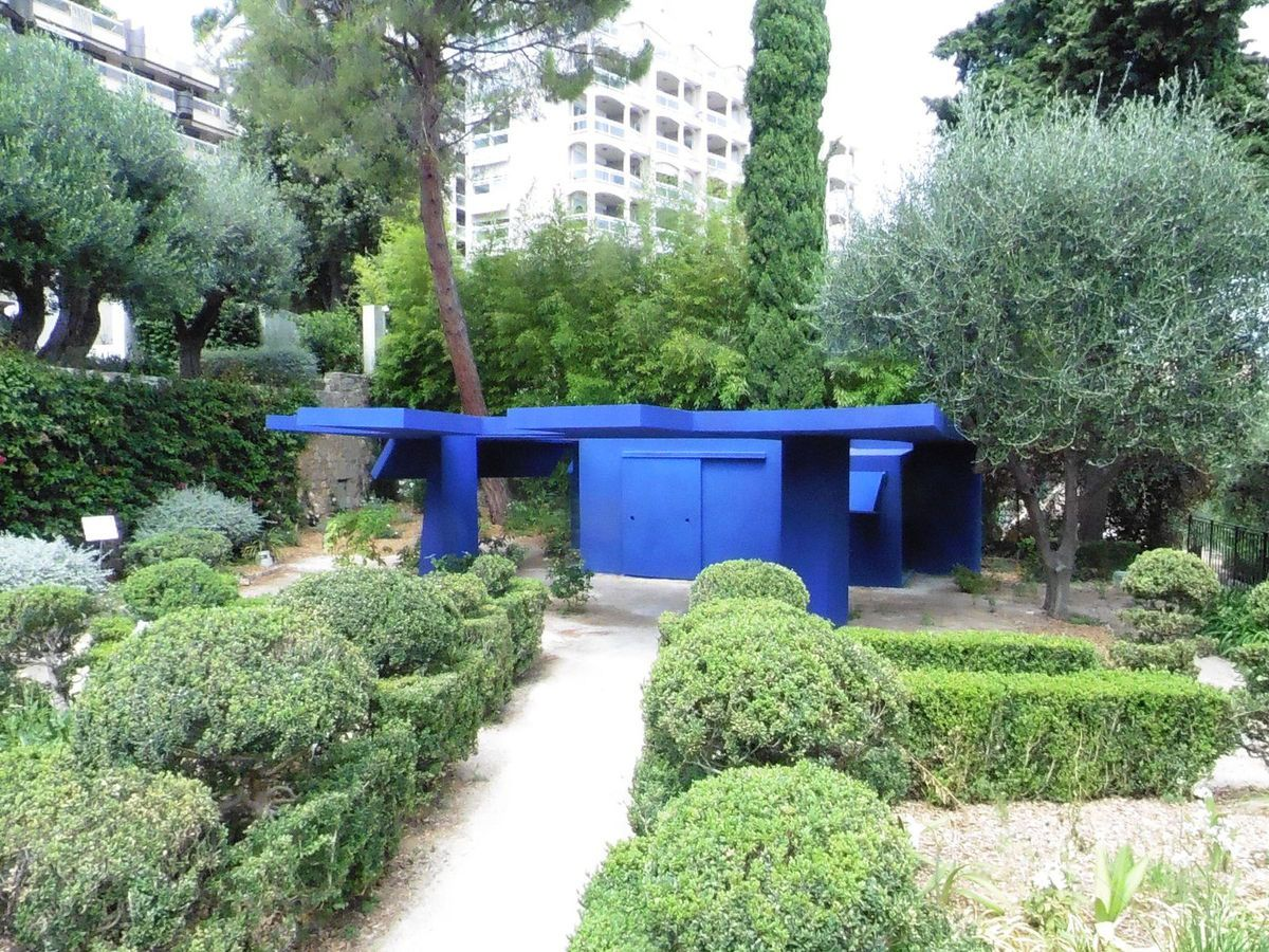 Jean pascal flavien folding house exhibition to be for Boulevard du jardin exotique monaco