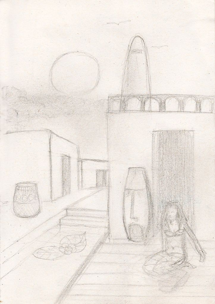 Stromboli, sur la terrasse...