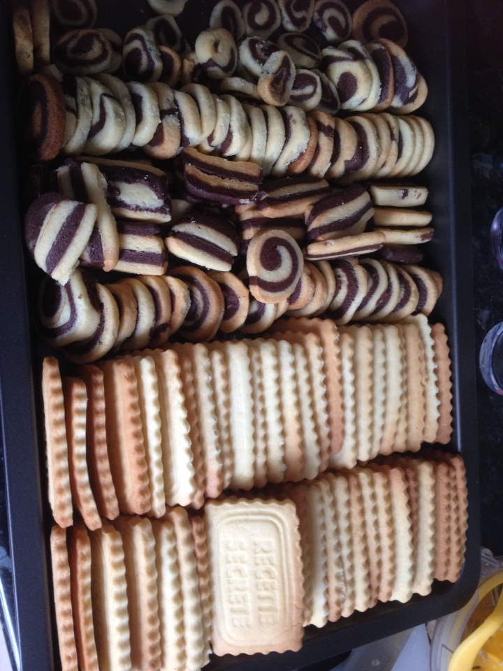 biscuits petits beurres maison