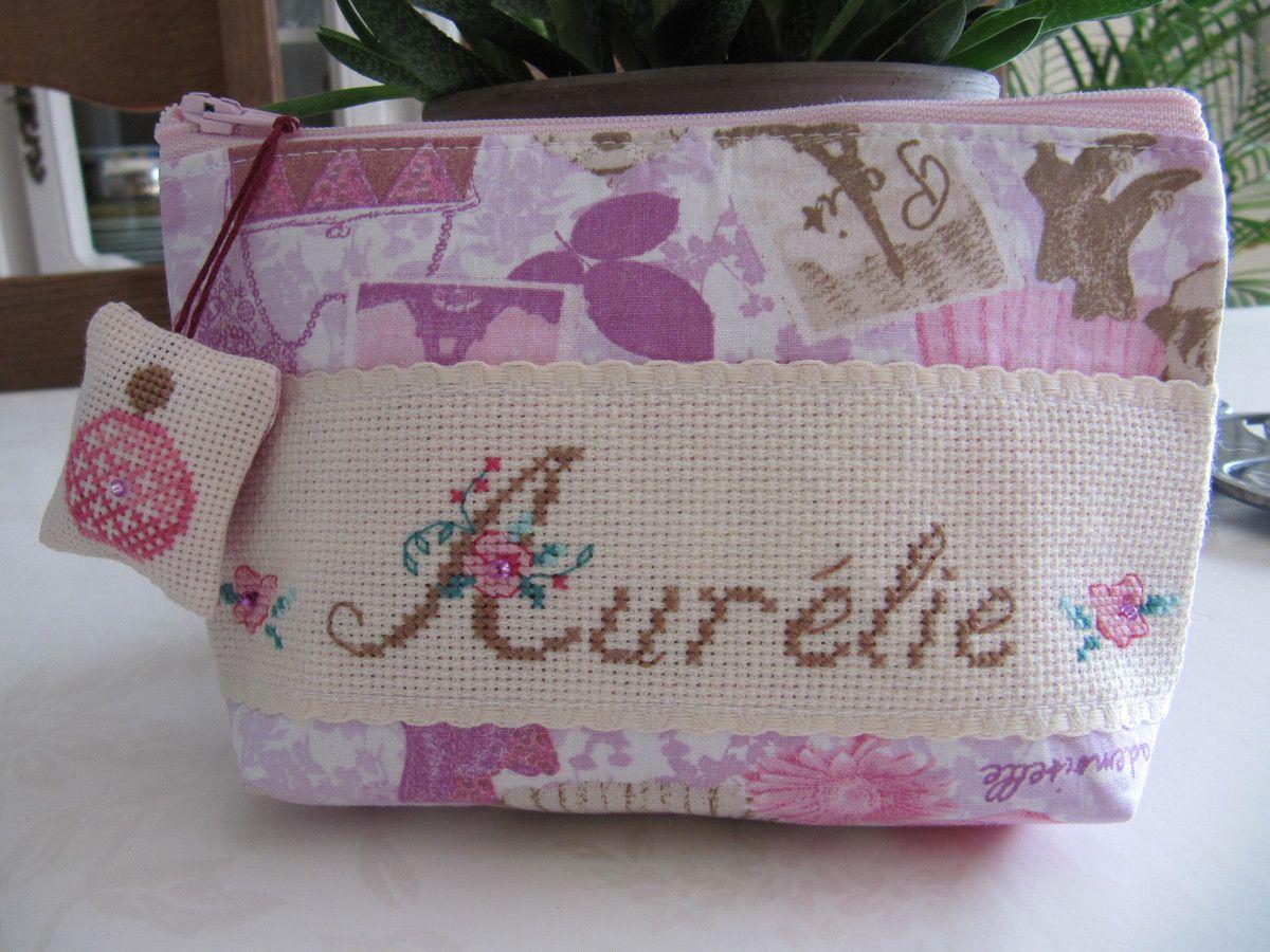 Une petite trousse pour Aurélie